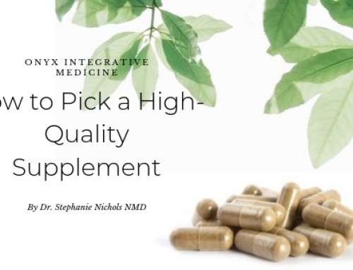 How to Pick a High Quality Supplement