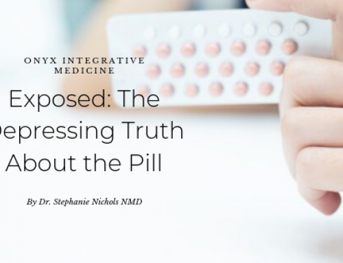 Exposed: The Depressing Truth About 'The Pill'