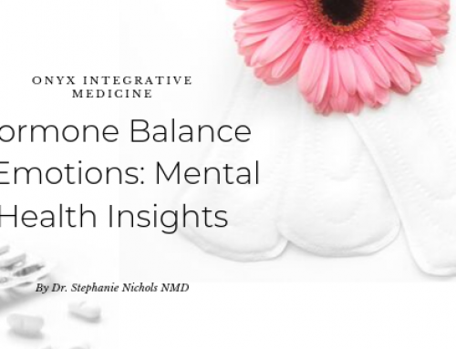 Hormone Balance and Mental Health