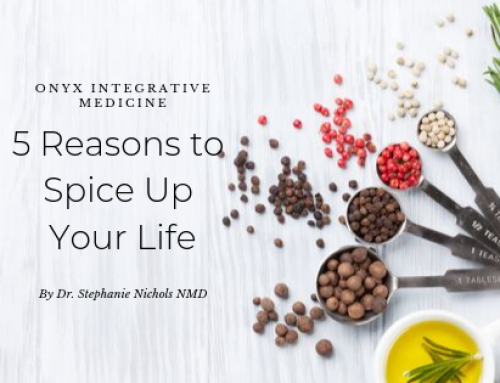5 Reasons to Spice Up Your Life