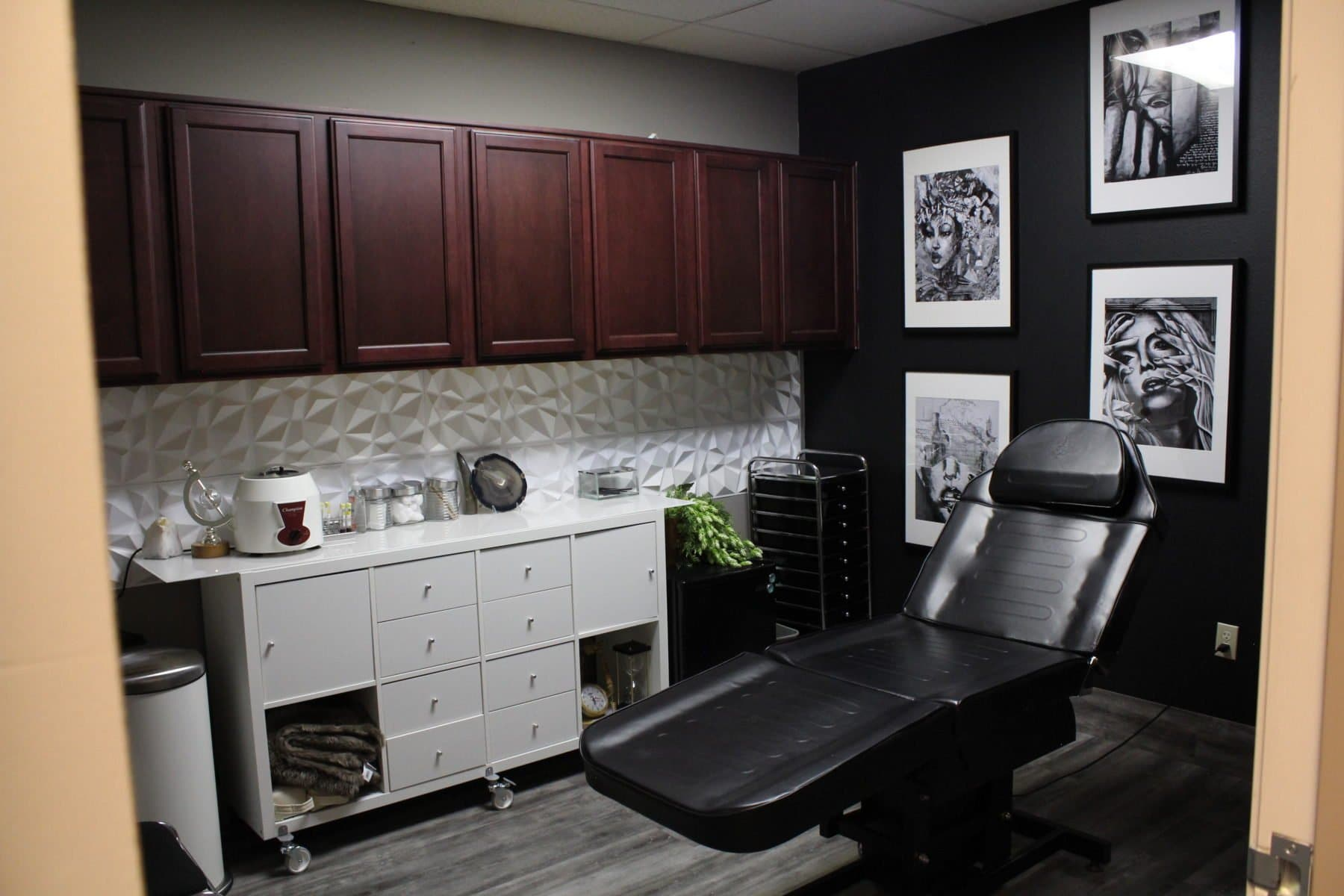 Onyx Integrative Acupuncture Room