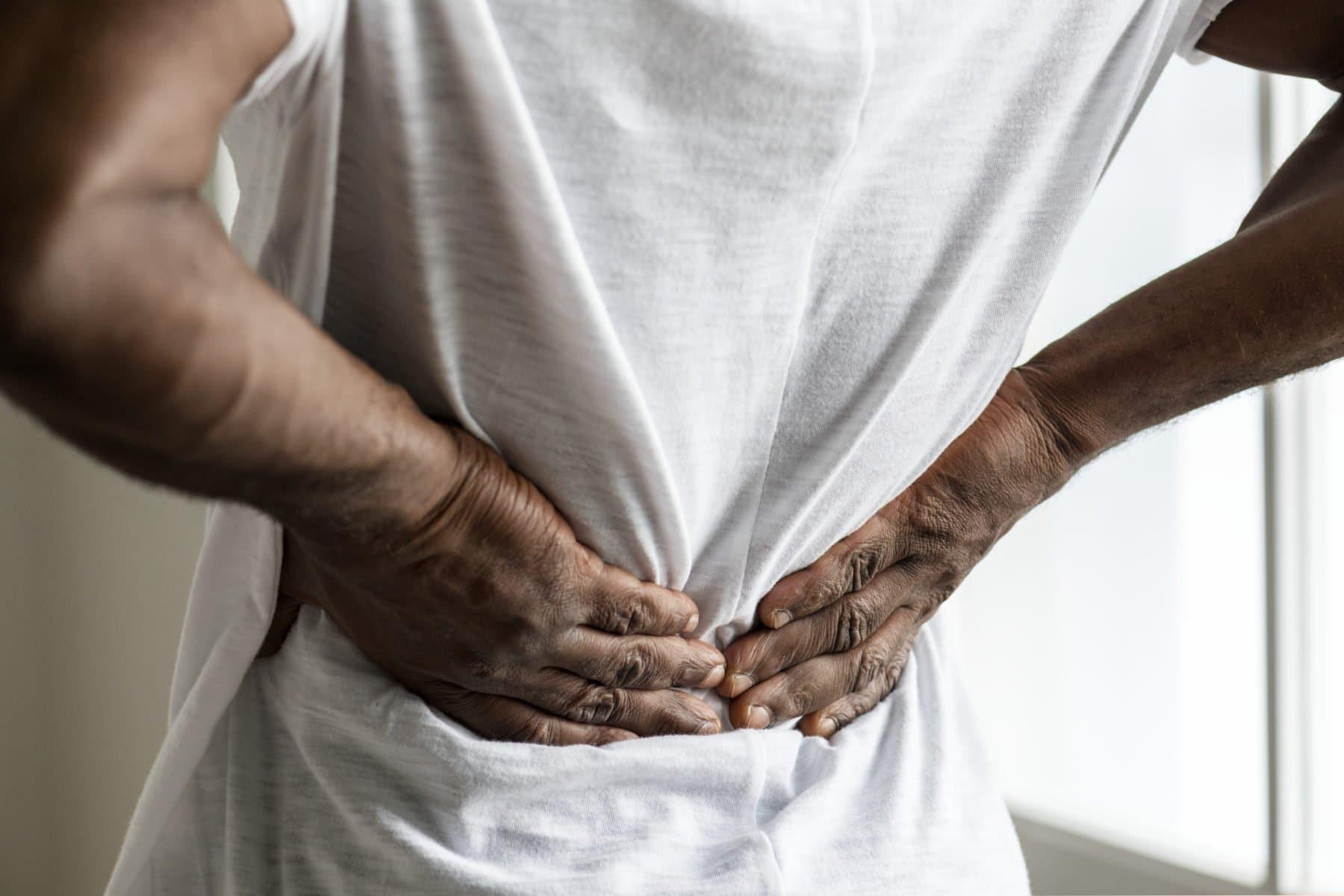 Naturopathic Chronic Pain Treatment