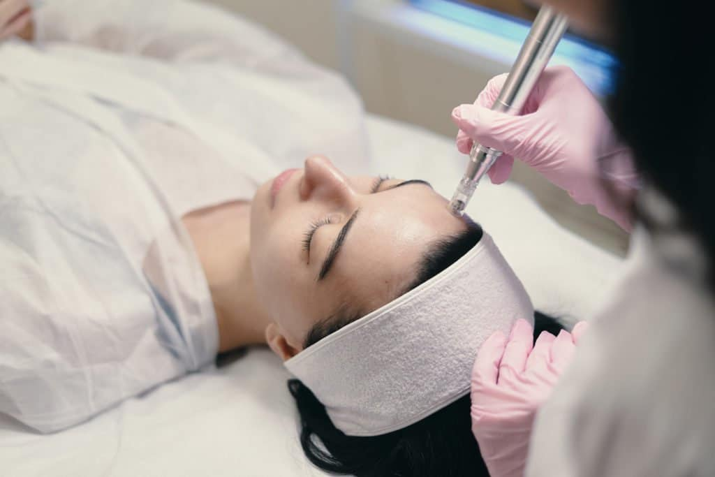 Medical Aesthetics Microneedling PRP