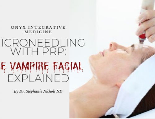 Microneedling with PRP – The Vampire Facial Explained
