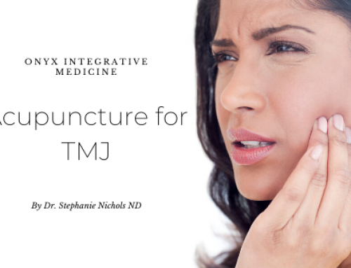 Acupuncture for TMJ