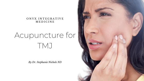acupuncture for TMJ gilbert AZ