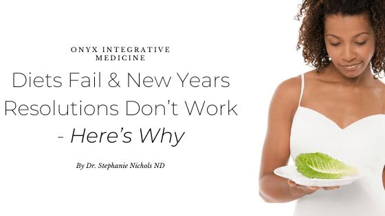 why new years resolutions fail gilbert az