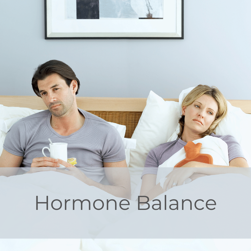 Hormone imbalances gilbert az