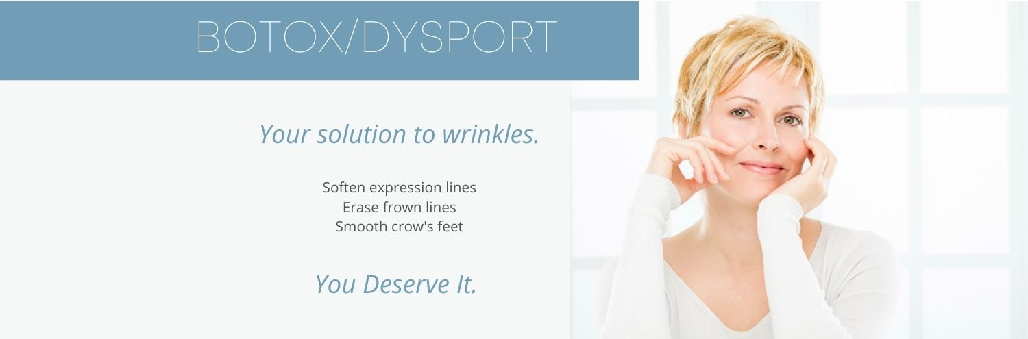 Dysport Treatment Gilbert AZ