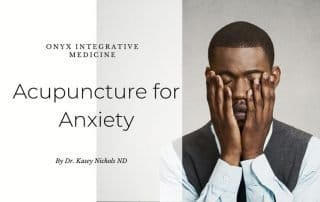 acupuncture for anxiety gilbert az