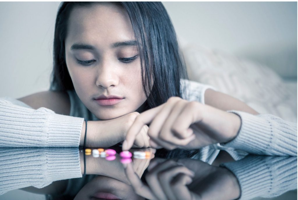 Side effects of anxiety medication