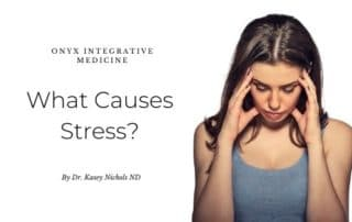 What Causes Stress_ Gilbert AZ