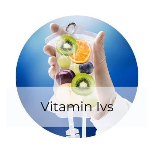 vitamin ivs gilbert az