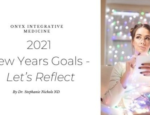 2021 New Years' Goals – Let's Reflect